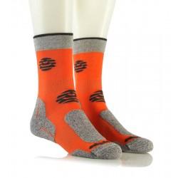 Pohodne nogavice - 3D Treking Titanium (oranžne)