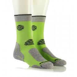 Pohodne nogavice - 3D Treking Titanium (zelene)