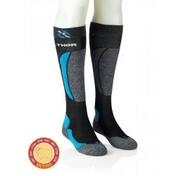 Smučarske nogavice - modra